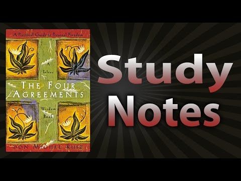 The Four Agreements By Don Miguel Ruiz Youtube Books Pinterest