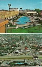 "Tucson AZ  ""The Tucson Desert Inn""  Motel  Postcard Arizona"