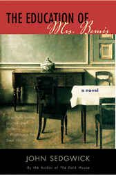 The Education of Mrs. Bemis was an excellent novel which had to be read all the way through in order to gain an appreciation for the complexity of the main characters. The relationship between Mrs. Bemis and her doctor Alice Matthews develops beautifully throughout the novel.