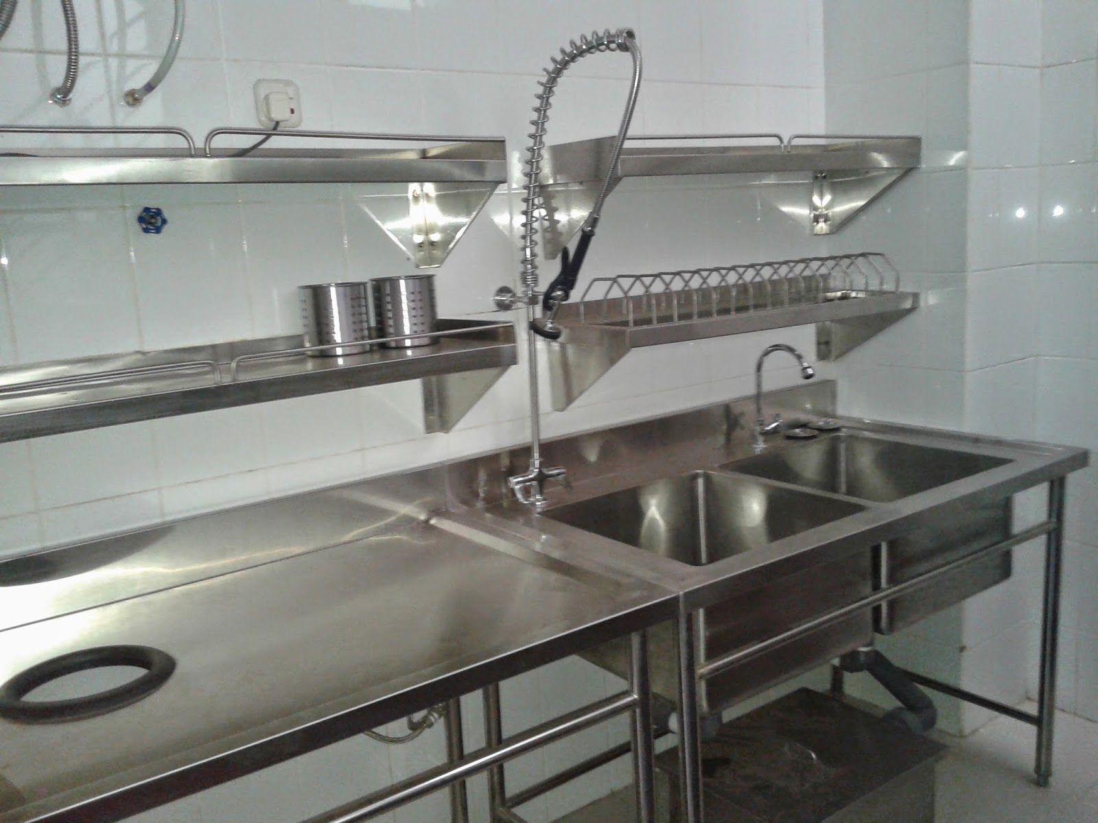 Trijaya kitchen Peralatan Stainless dapur restoran harga