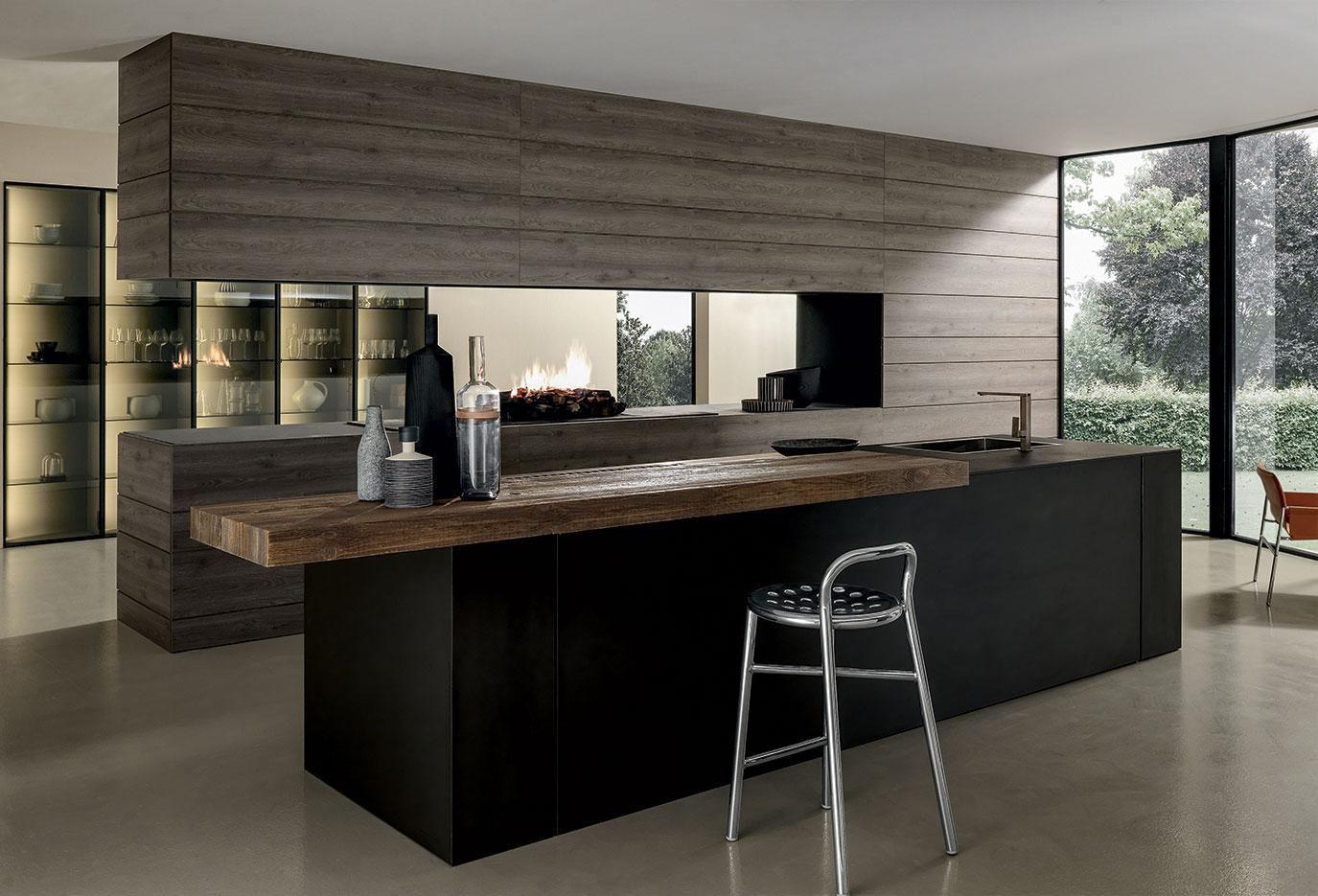 Design di Cucine, bagni e soggiorni moderni MODULNOVA - Mh6 33 ...
