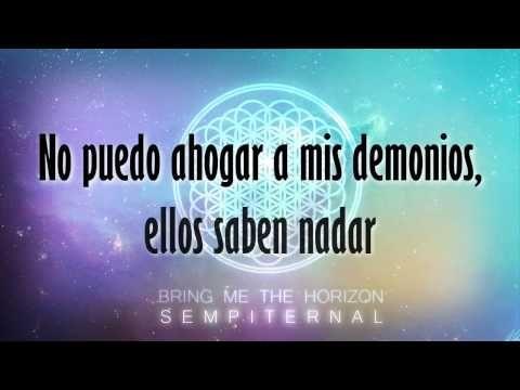 Bring me the horizon, Don't go   traducida al español   HD - YouTube