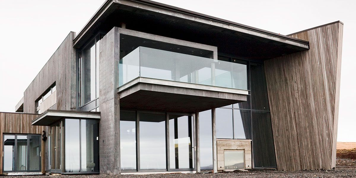 Casa G Modern vacation house in Iceland