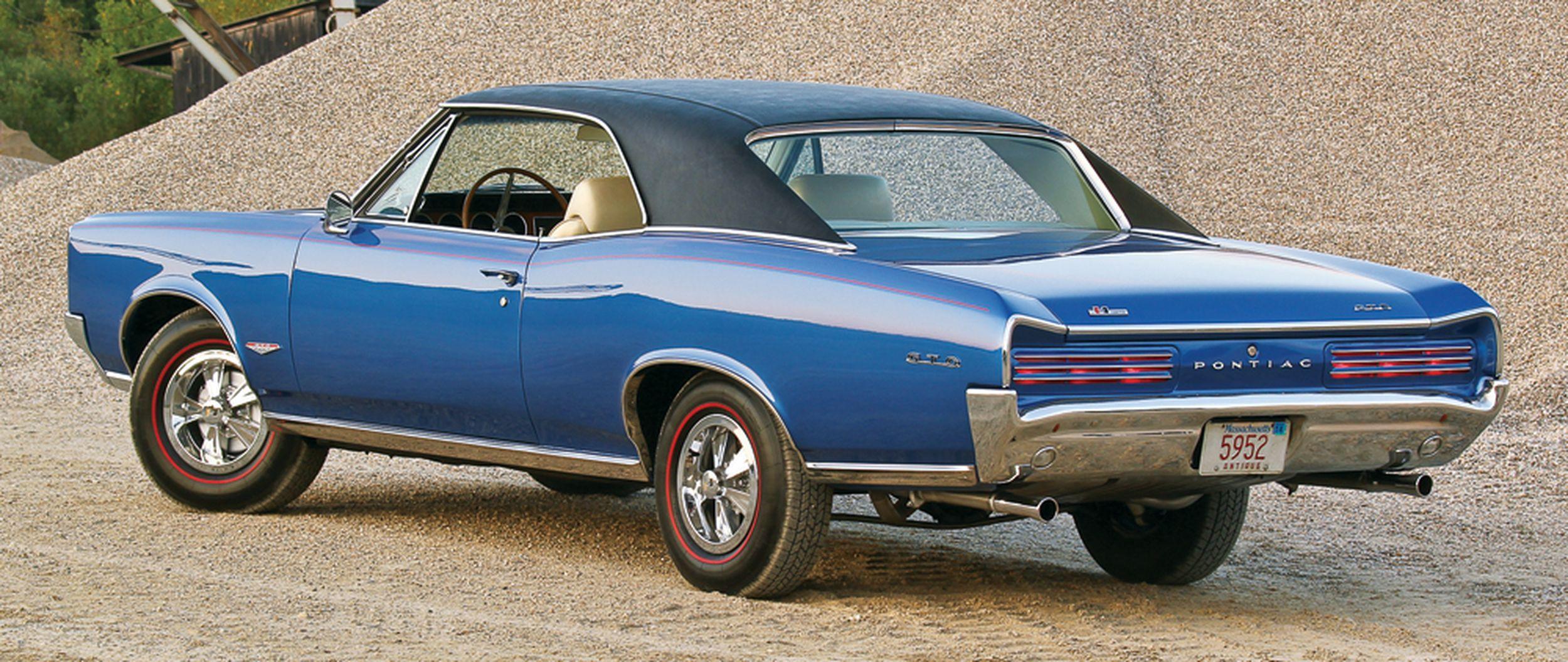1966 Pontiac GTO Takes Best in Show at Musclepalooza XXI  Pontiac