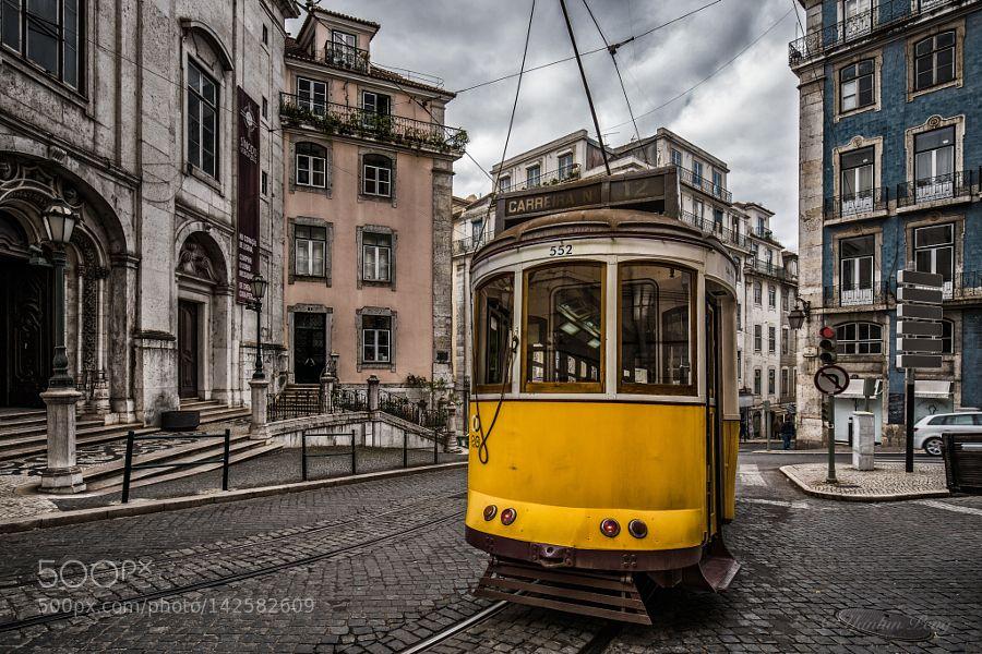 Popular on 500px : A Bite of Lisbon by YanlunPeng