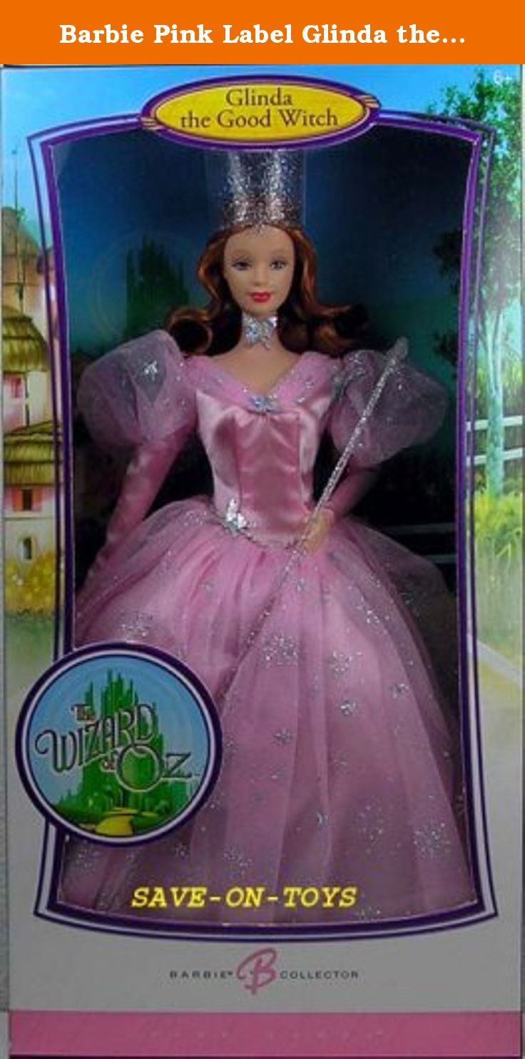 Barbie Pink Label Glinda the Good Witch Wizard of Oz Doll. The ...