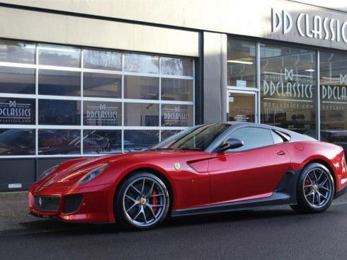 What about this ‪#‎Ferrari‬ 599 GTO for ‪#‎WednesdayWant‬ by @ddclassics117