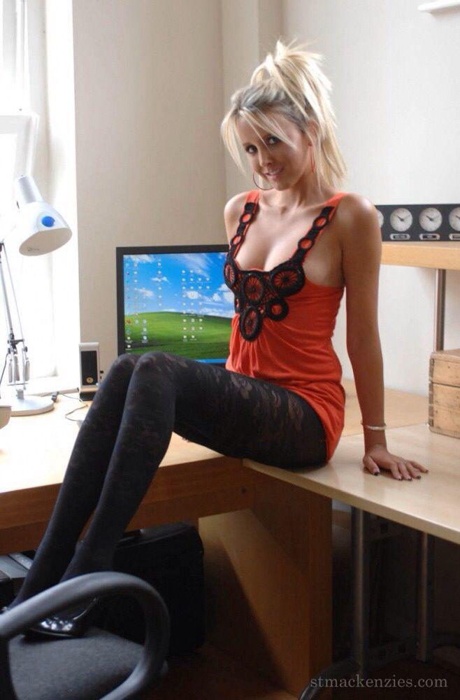 Secretary Office Girls Sexy Beautiful Women Hot