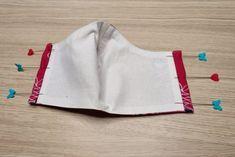 Atemschutzmaske selber nähen mit Filter ️ So geht's �
