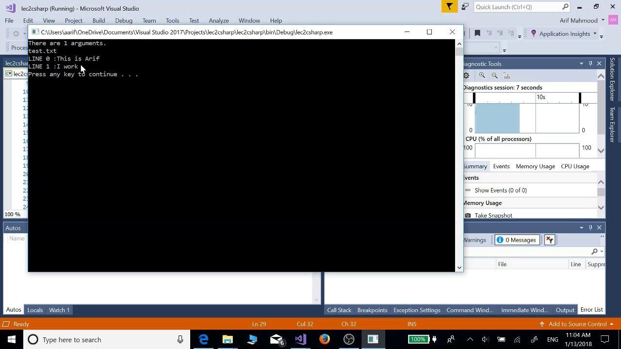 Vectors Lists in c++ and c 3 Software, Desktop