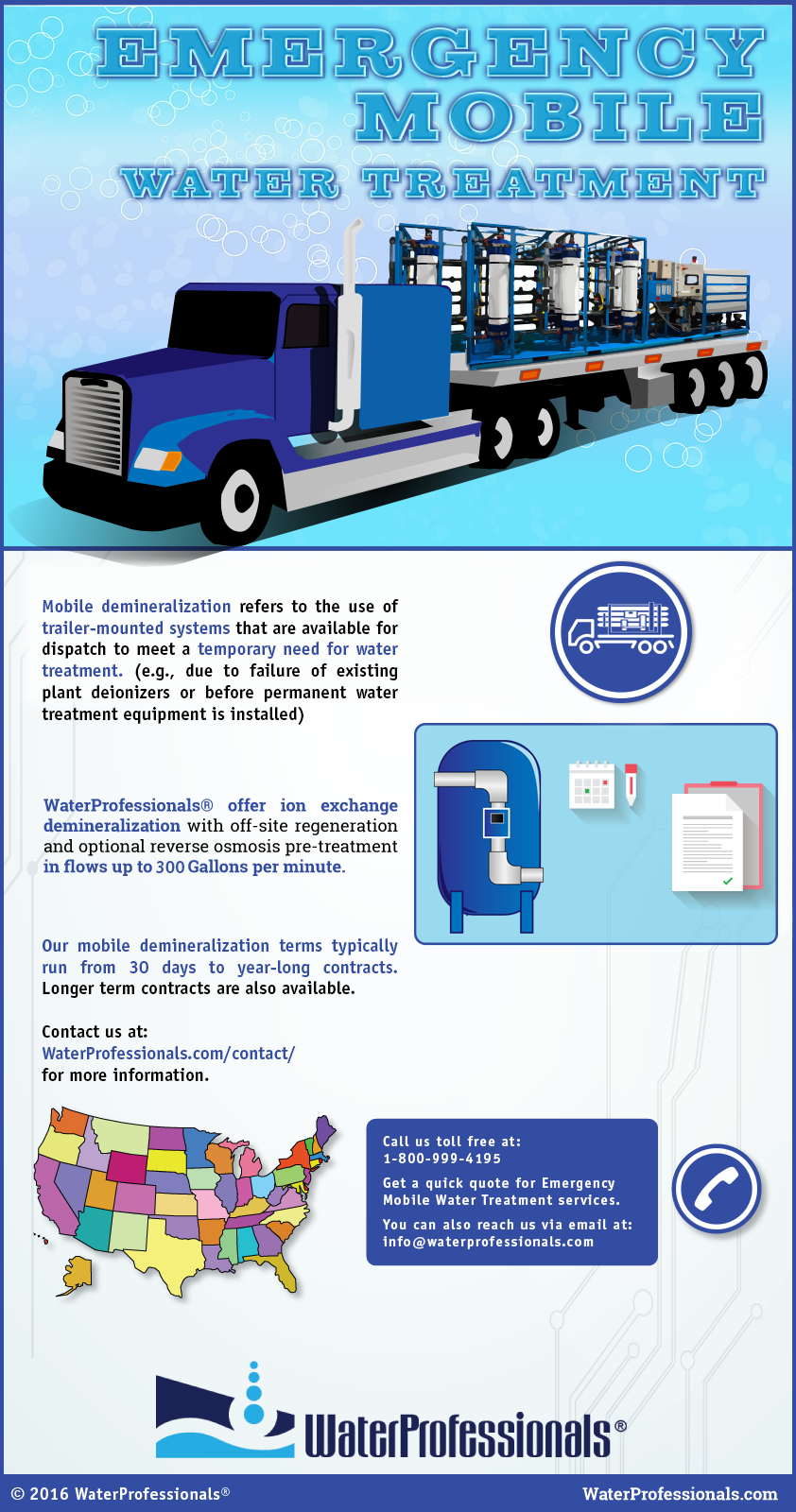 Mobili Due G Mobile Demineralization Refers To The Use Of Trailer Mounted