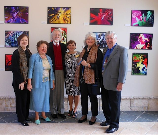 Sarasota Sister Cities and the University of South Florida Sarasota-Manatee Unique Vision of Photographic Artist Cristina Madeyski Exhibit Guests