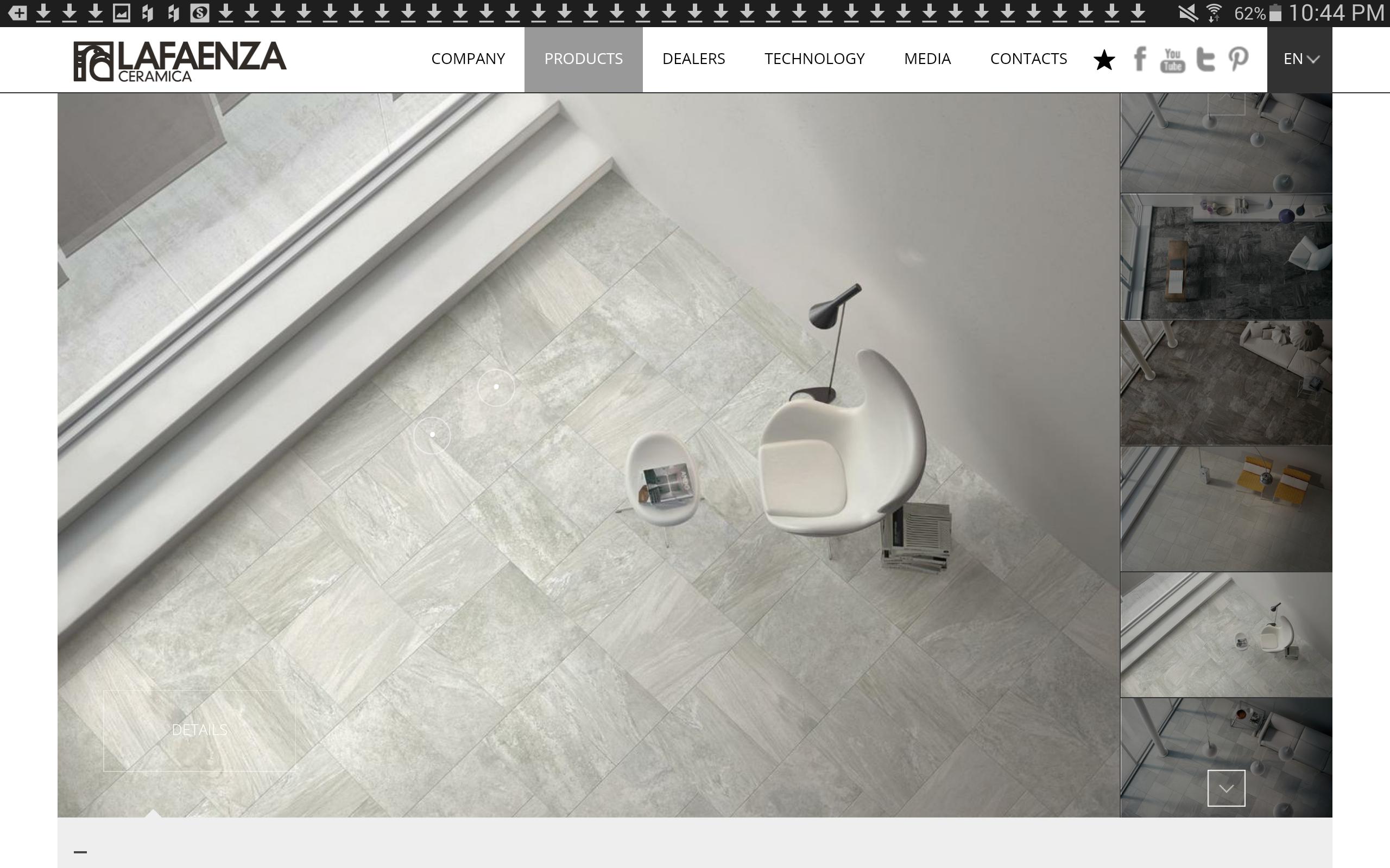 Pretiosa Grey Tile Grey Tiles Ceramica House