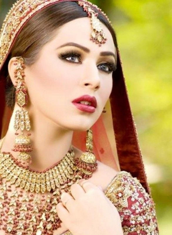 Arabic Bridal Makeup Tips 2013 For Wedding Day