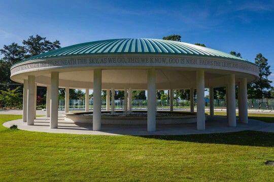 Vietnam Memorial At Camp Lejeune Has The Names Of All 58 229