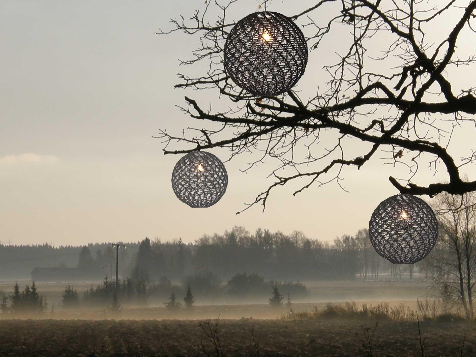 Crocheted_fair_lampshade