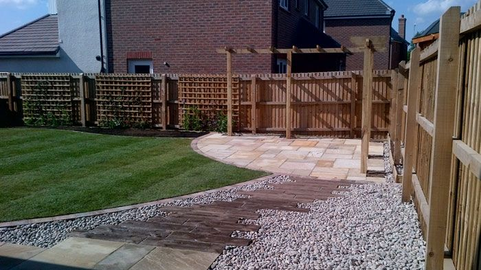 is your garden child friendly and low maintenance like this