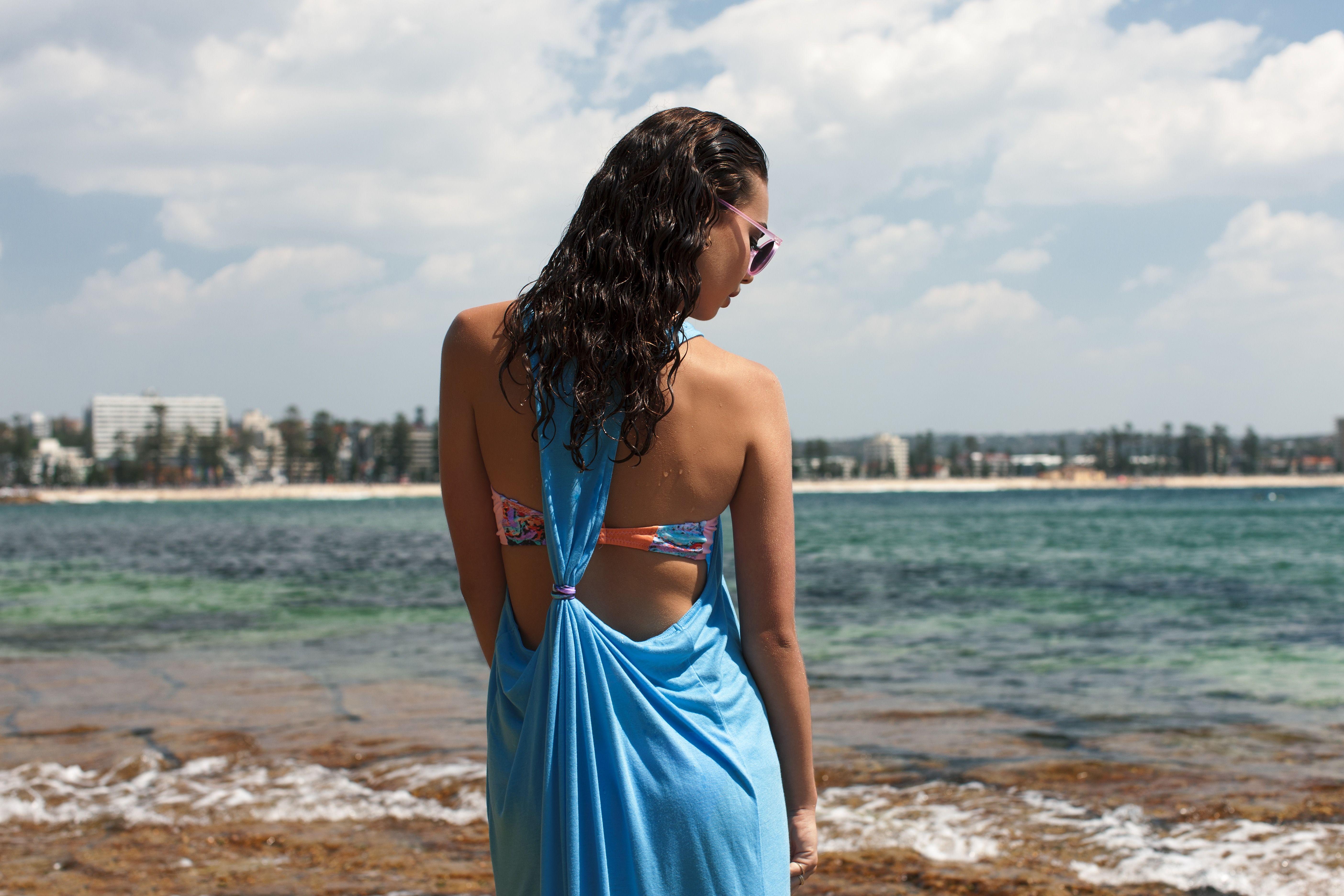 Savannah Blue SS15 Campaign Beach Lingerie Ben Dilger Photography 2013 #swim #beach