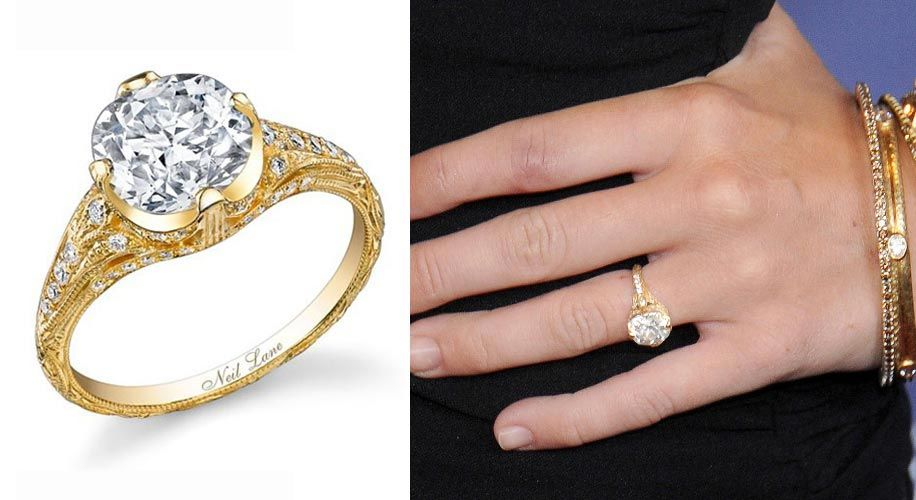 Perfect Miley Cyrus And Liam Hemsworth | Celebrity Engagement Rings | Celeb Weddings