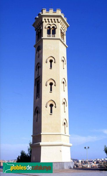 Cornellà de Llobregat Torre de la Miranda (Foto Josep