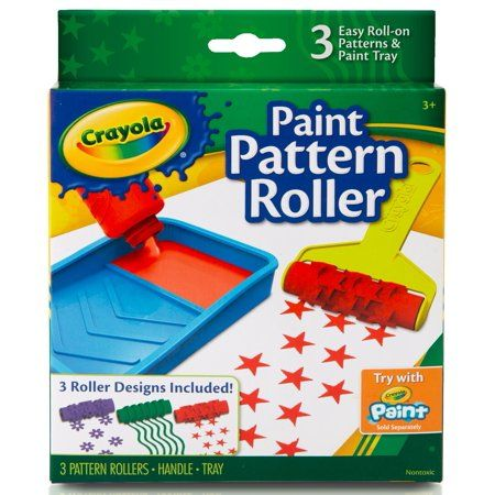 Arts Crafts Sewing Painting Patterns Patterned Paint Rollers