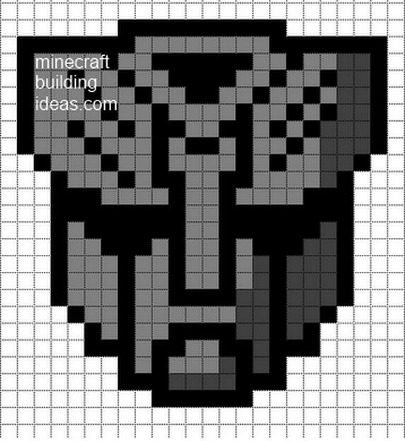 Arte Pixel, Patrones De