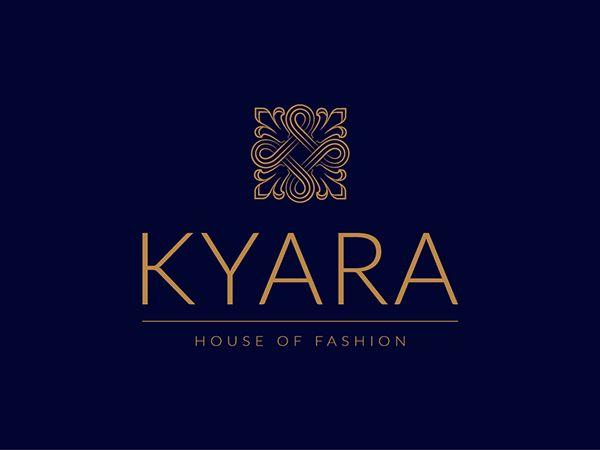kyara house of fashion branding on behance logo pinterest behance logos and clothing
