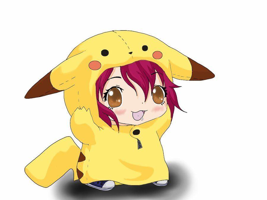 Pikachu Costume By Inasaori Deviantart Com On Deviantart