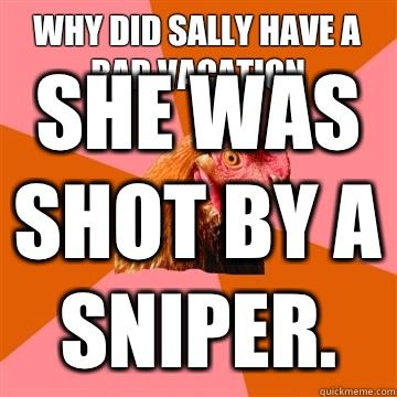 This is my favorite Anti-Joke Chicken joke by far. - Imgur