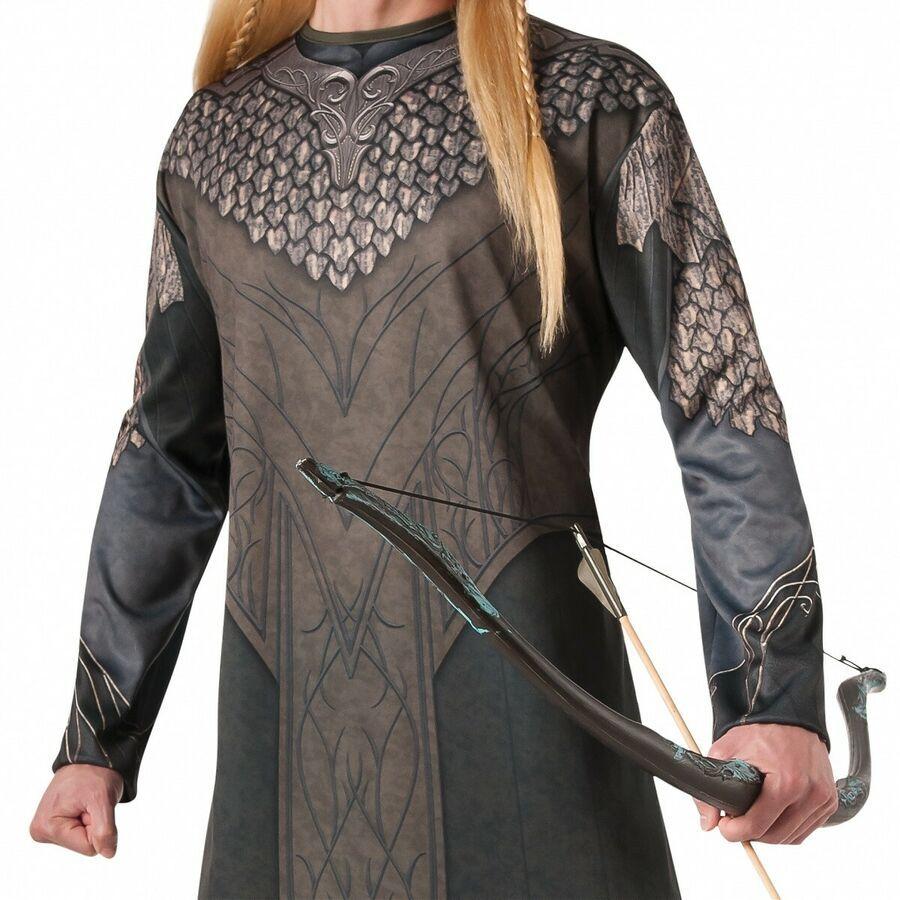 Legolas Costume The Hobbit Halloween Fancy Dress ...
