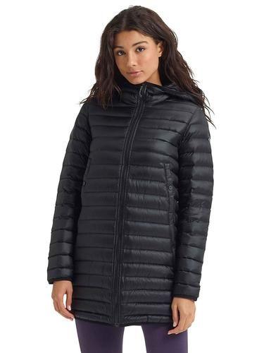 Evergreen Long Down Insulator Jacket True Black In 2020 Jackets Black Fashion