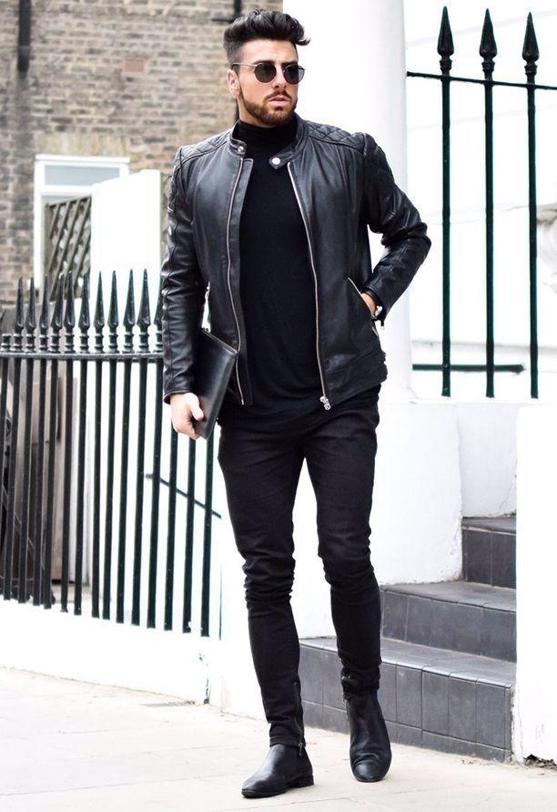 58 Best Winter Men Fashion with Urban Style | Men Style