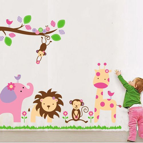 Dibujos animados de leones buscar con google salita de - Dibujos habitacion bebe ...