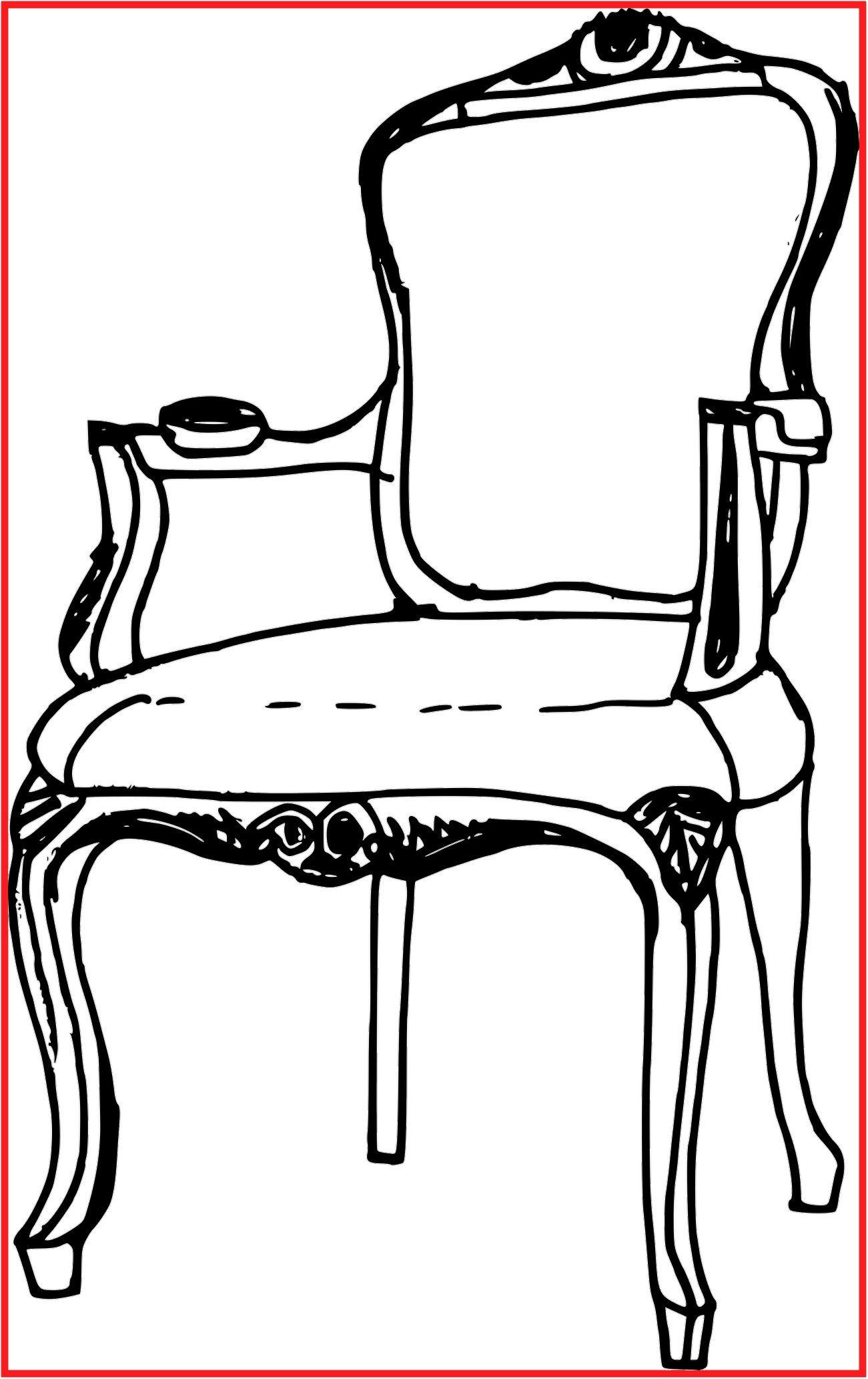 111 Reference Of Chair Drawing Art In 2020 Chair Drawing Chair Antique Chairs