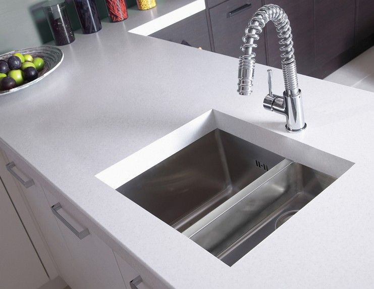 Onyx 4053 1 5 Bowl Flush Inset Sink Astracast Stainless Steel Kitchen Sink Kitchen Sink Accessories Sink