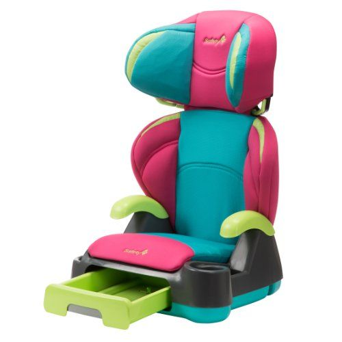 Safety 1st Store N Go with Back Booster Car Seat, Fruit Punch Safety ...