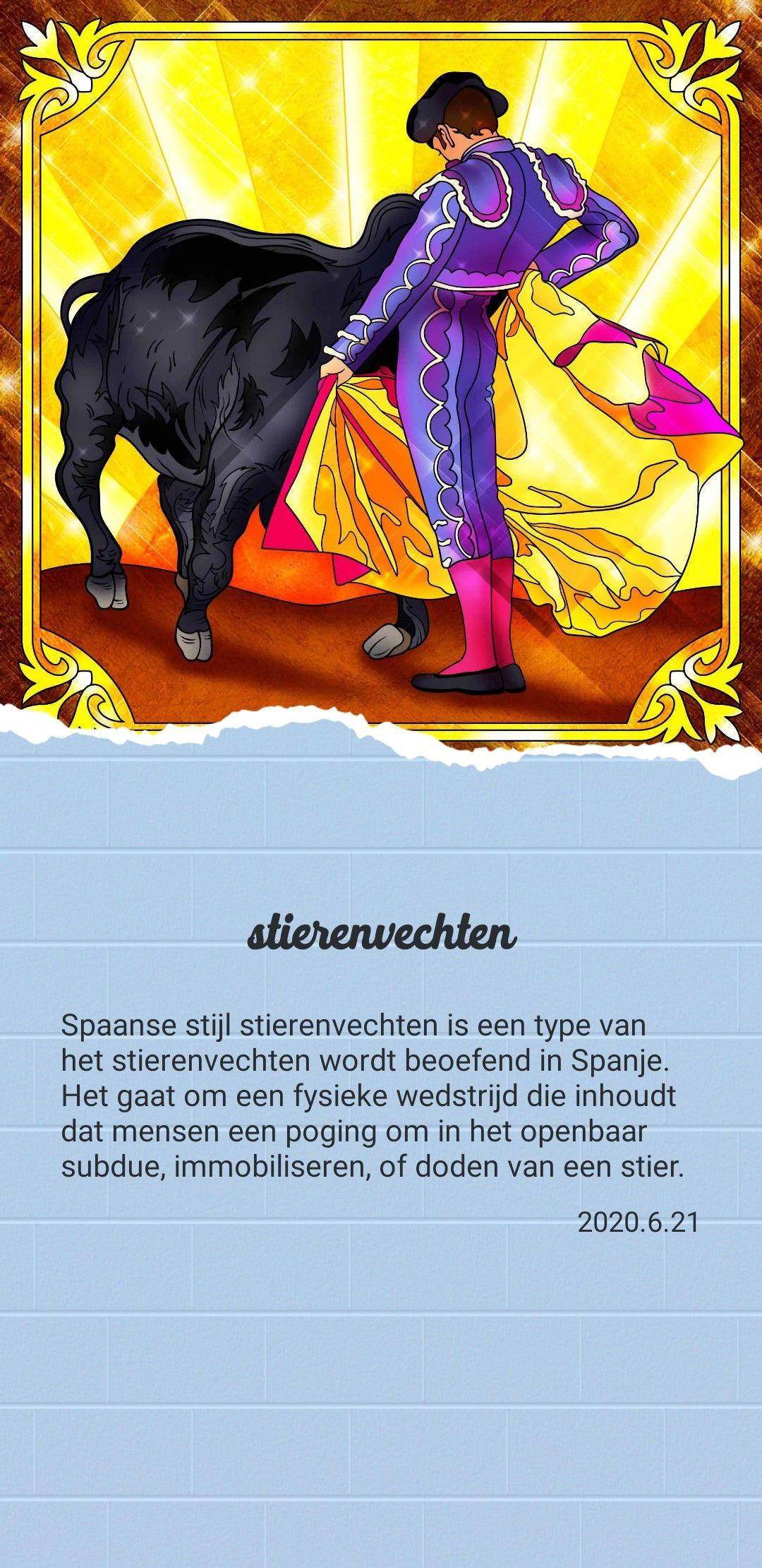 Pin Van Nancy Nicholson Op Colouring Sheets Spaanse Stijl Spanje Stier
