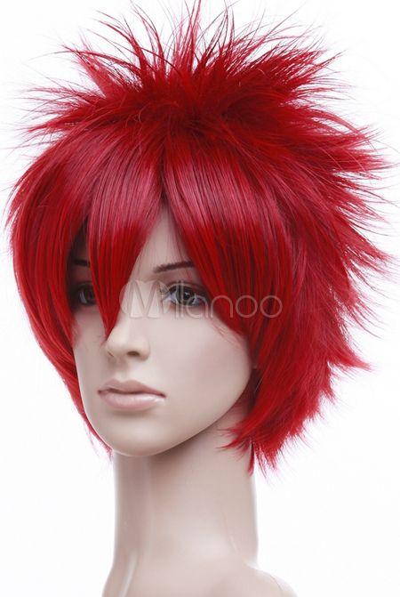 Naruto Sabakuno Gaara Cosplay Wig Halloween #Gaara, # ...