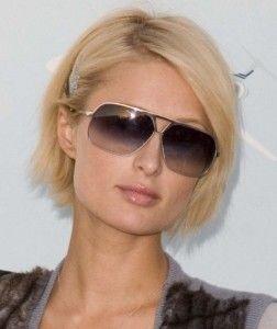 trendy short hairstyles 2011