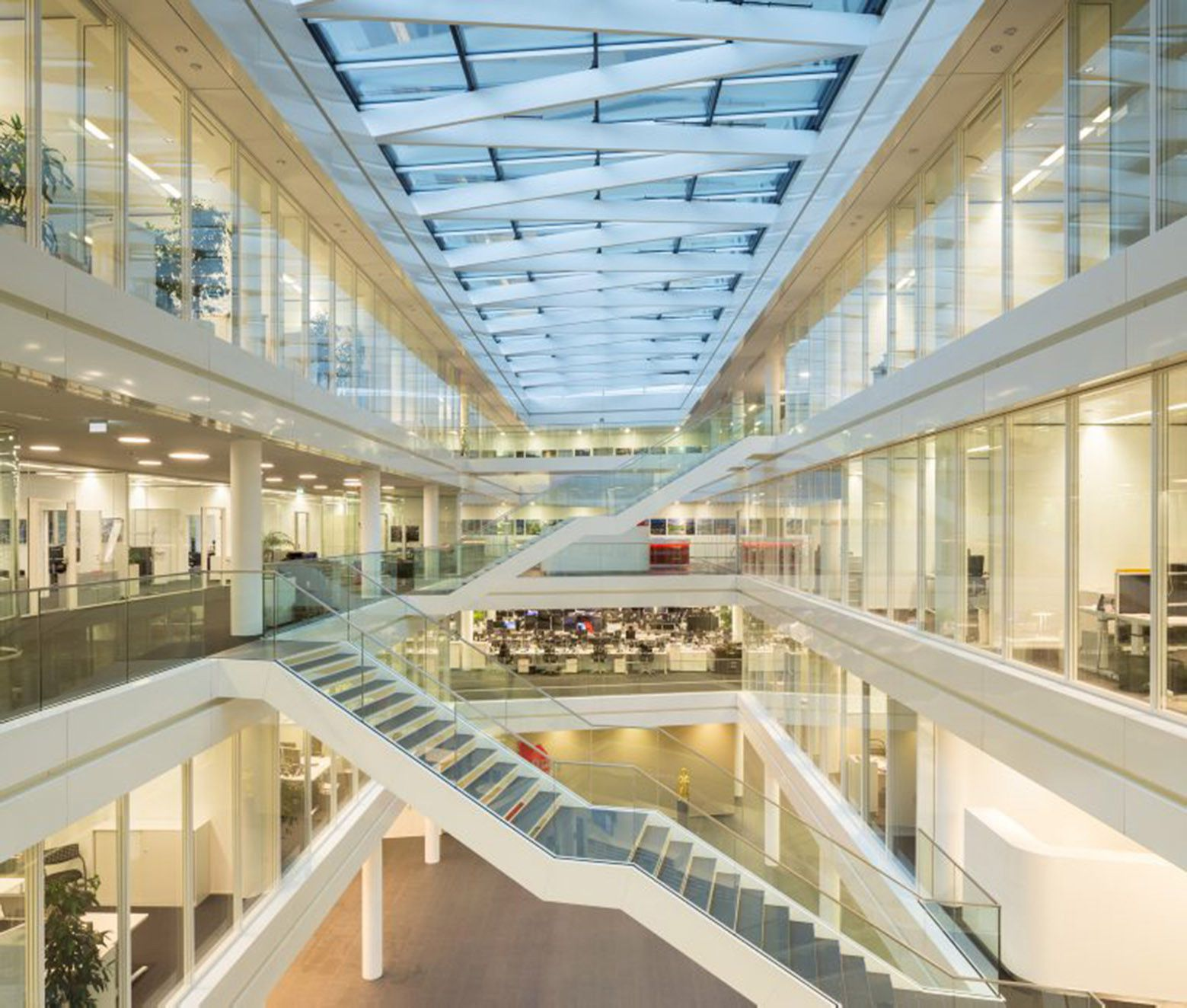 Gallery of new trianel headquarters gmp architekten 1 - Gmp architektur ...