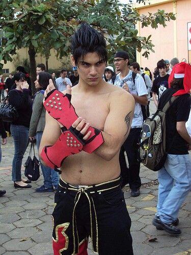 Jin Kazama Cosplay Love The Hair Cosplay Characters Best Cosplay Tekken Cosplay