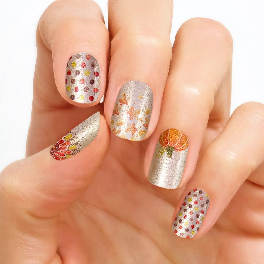Happy-Go-Plucky - Color Street | Color street nails, Color ...