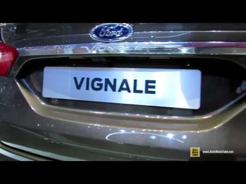 2015 Ford Mondeo Vignale (Ford Fusion) - Exterior Walkaround - 2014 Geneva Motor Show - YouTube