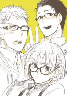 Marco, Jean & Armin
