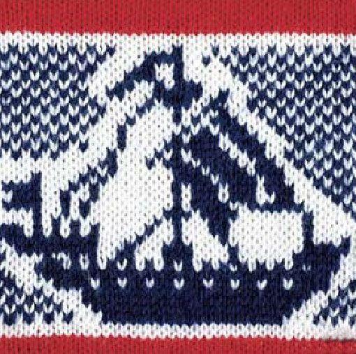 Sail Boat Colorwork Knitting Pattern | knitting - Far Isle ...