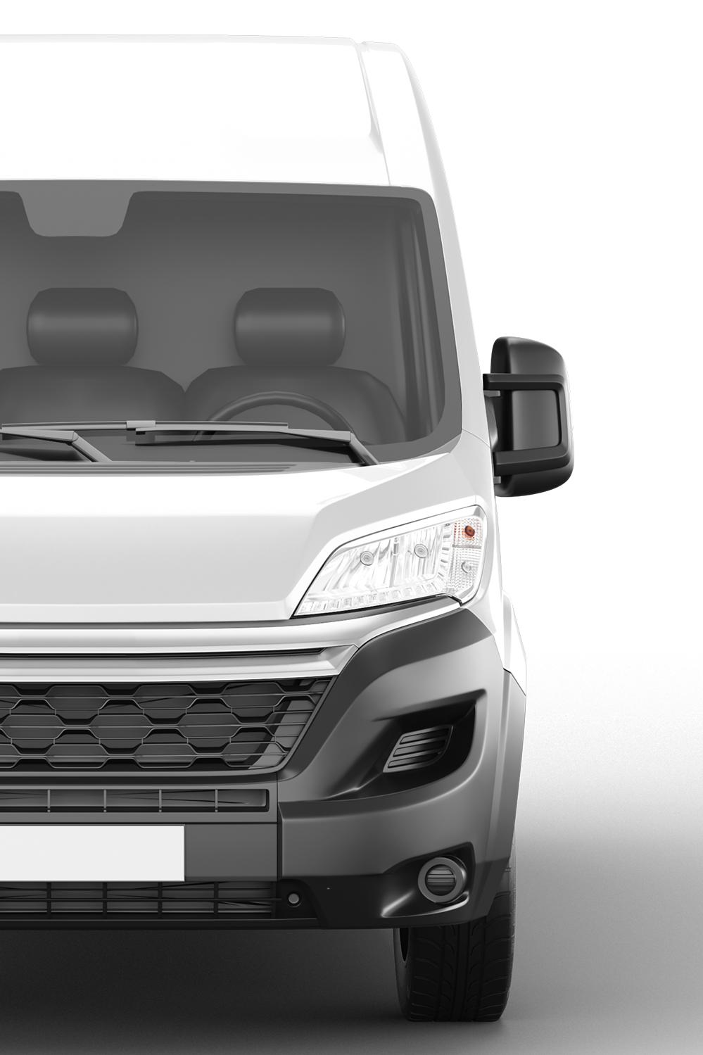 Van Mockup 12 Van Signage Car Sticker Design Van Design
