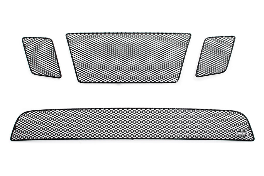 mx grille upper lower insert kit nissan frontier nissan frontier accessories frontier nissan frontier