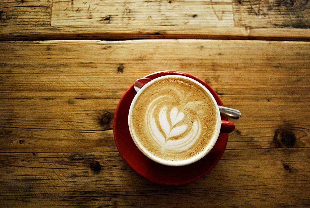 I spent the previous Sunday's morning checking out a café