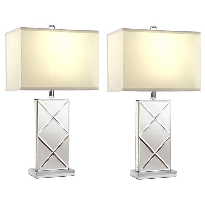 Youll love the rory 25 table lamps set of 2 at