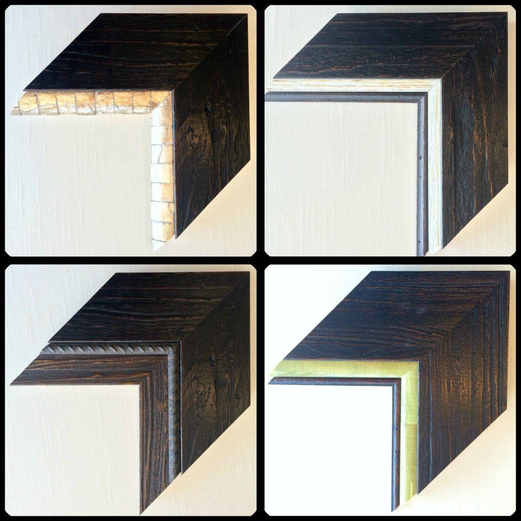 Black Collage, New Rustic Line From ArquatiStudio C Framing | Custom ...